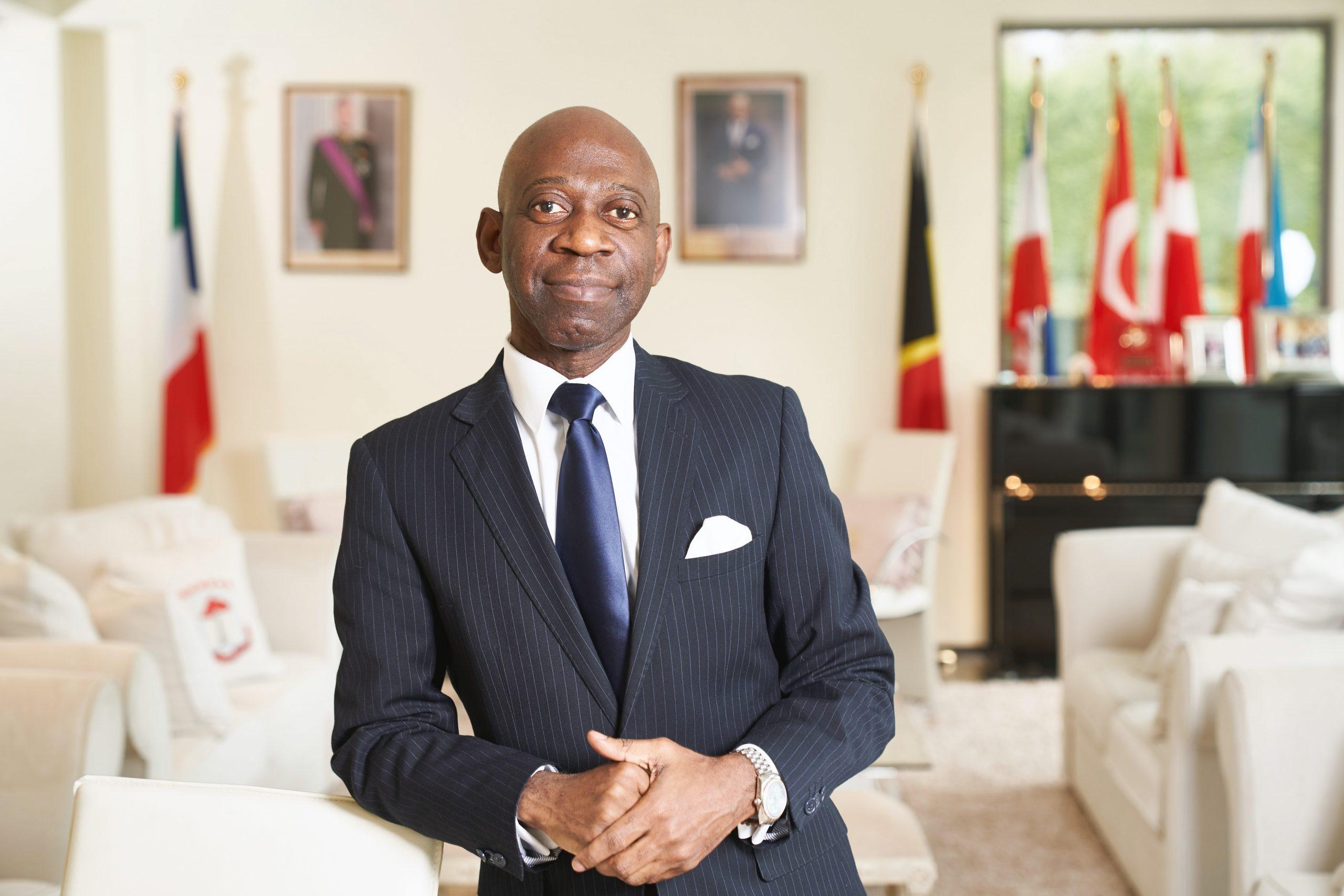 Carmelo Nvono-Ncá Día de la Independencia de Guinea Ecuatorial