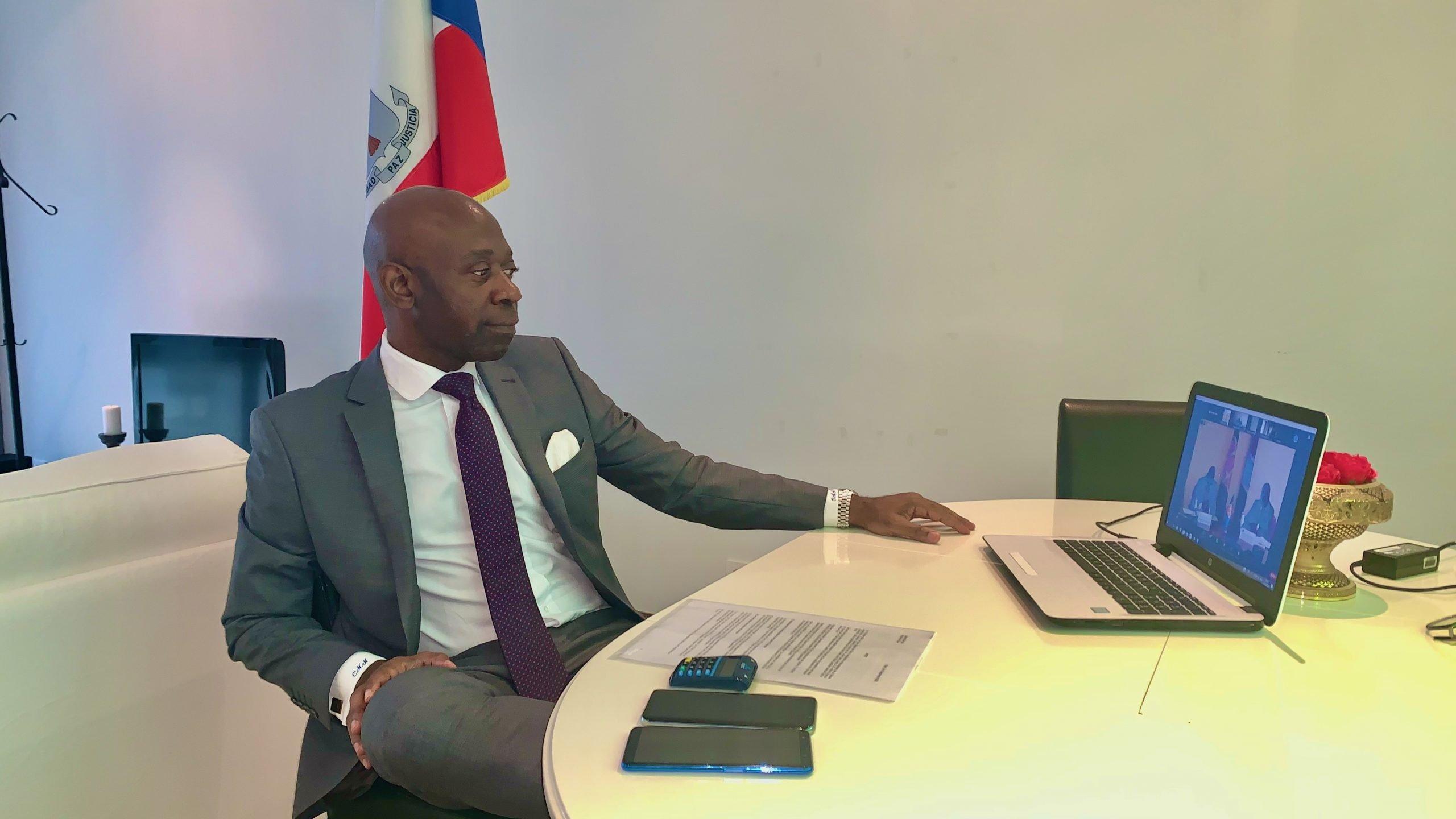 Embajador Nvono-Ncá