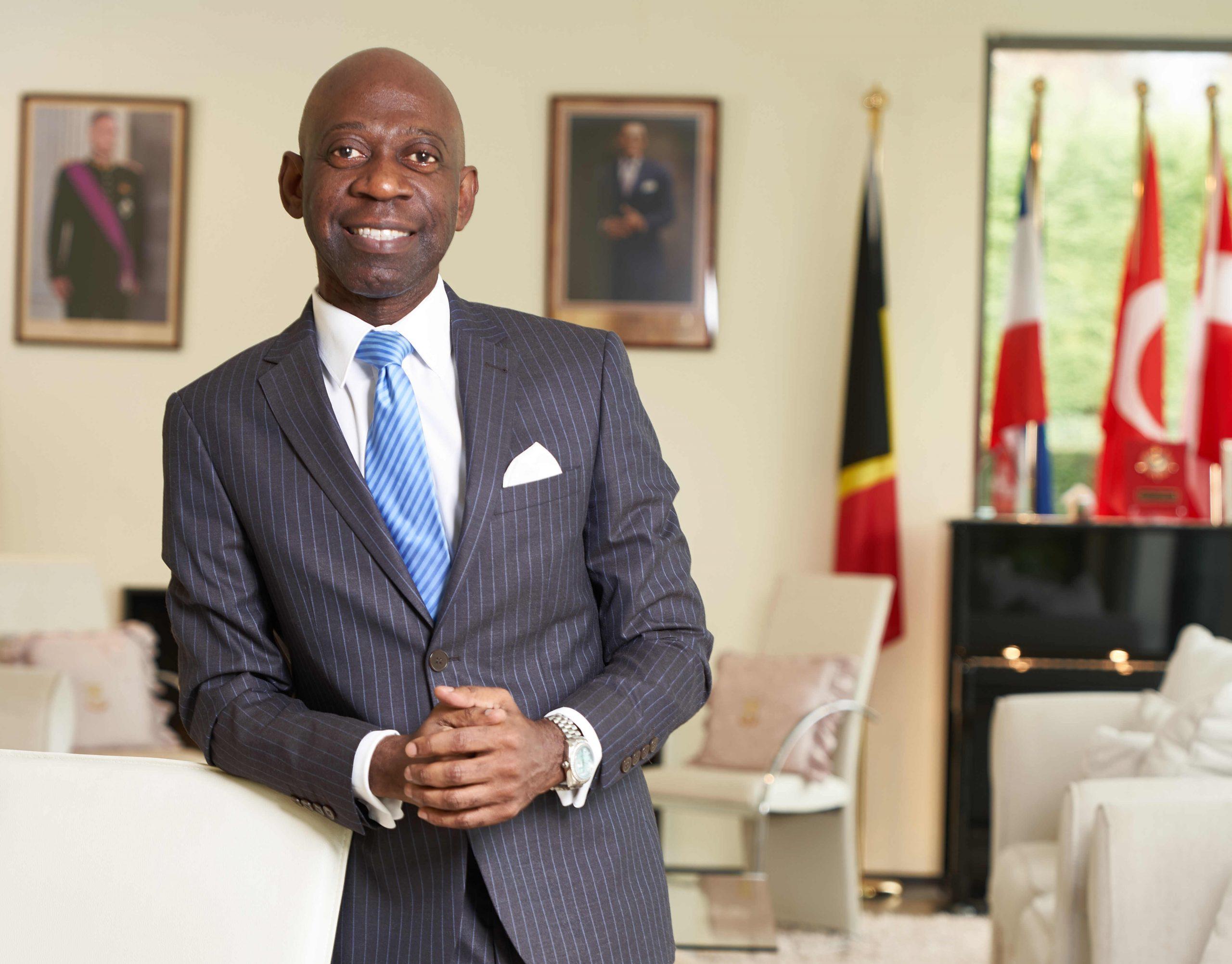 Nvono-Ncá desea Feliz Navidad al Presidente Obiang