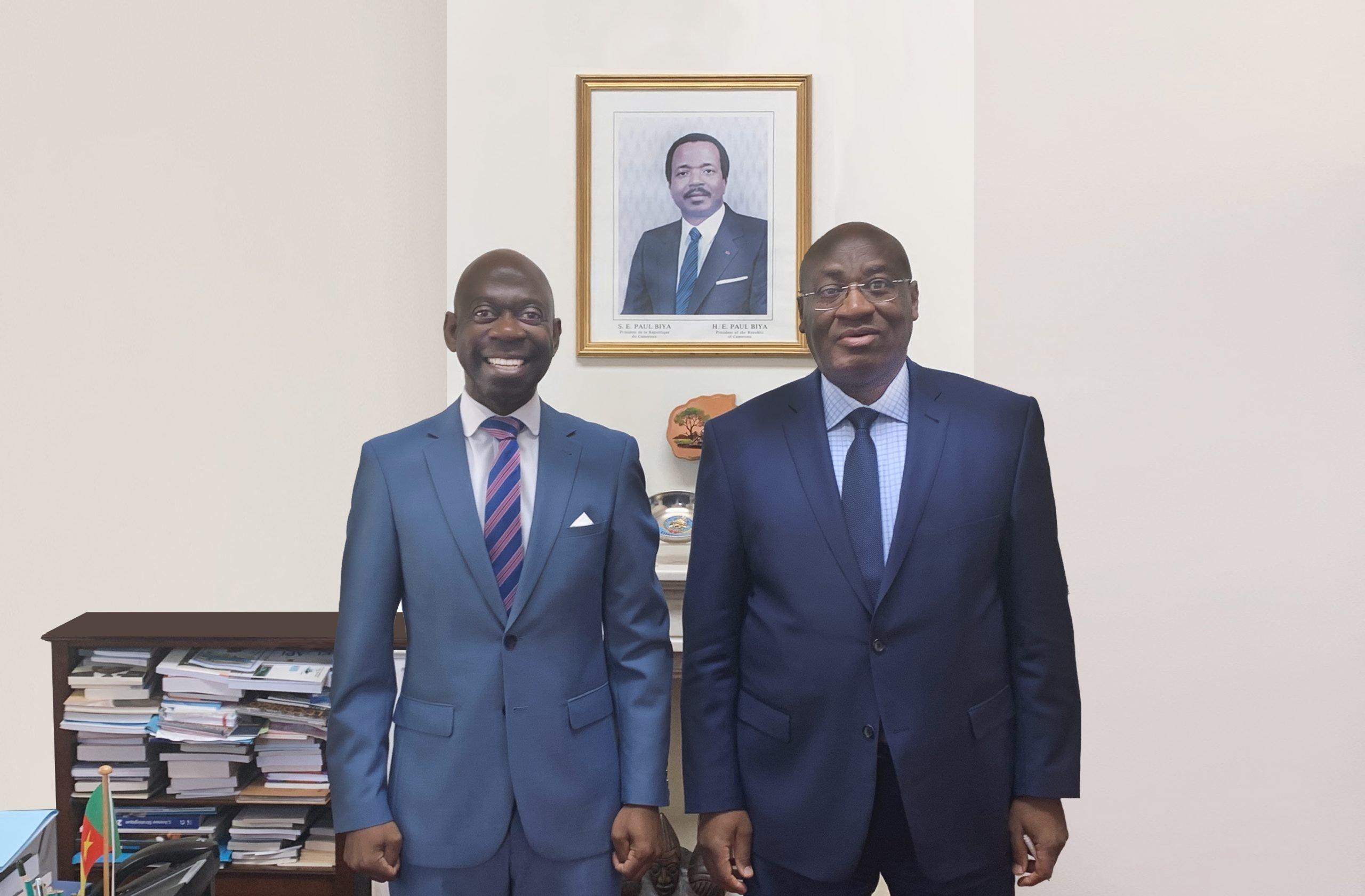 Guinea Ecuatorial y Camerún