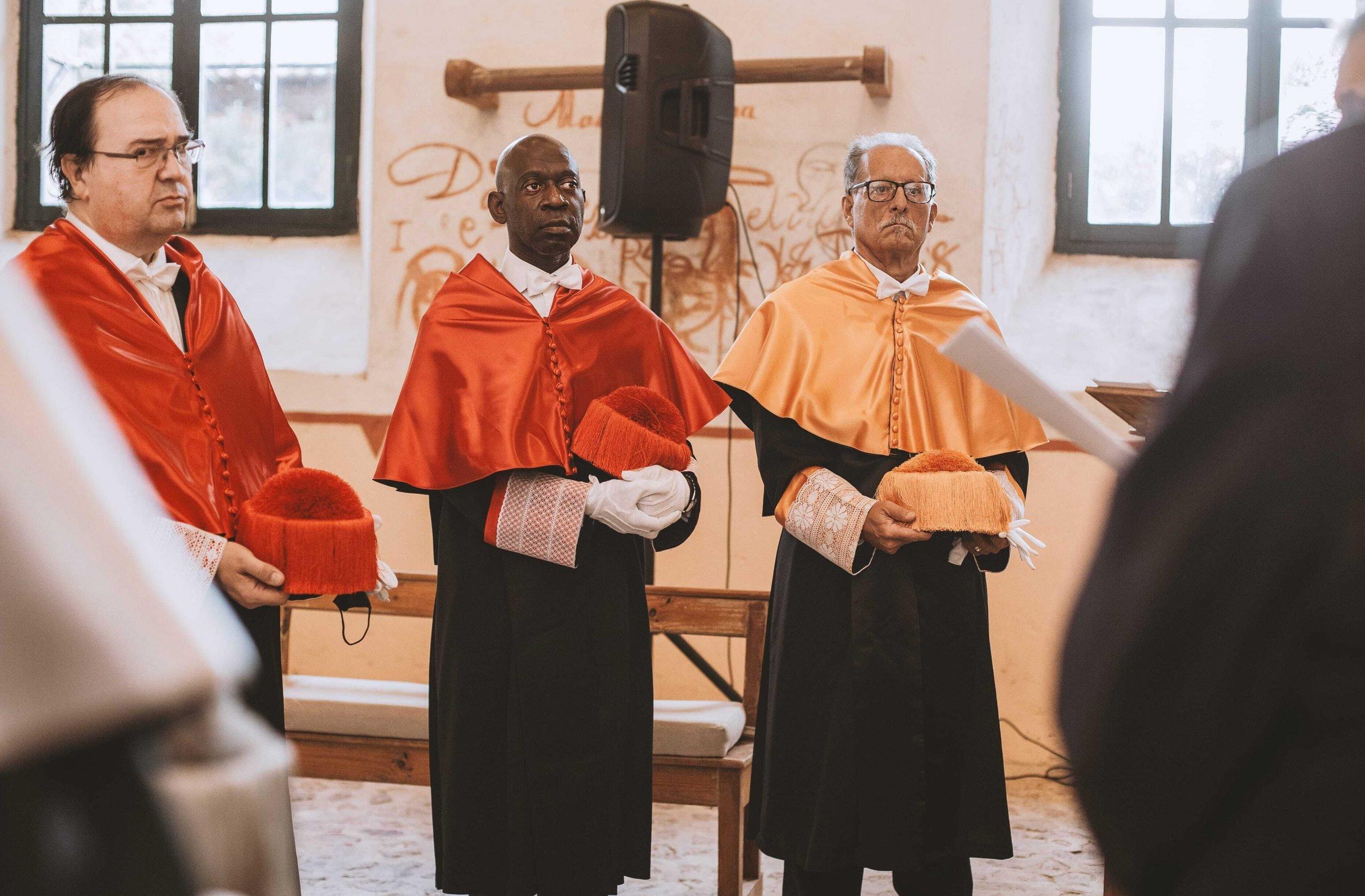 Nvono-Ncá es nombrado Doctor Honoris Causa